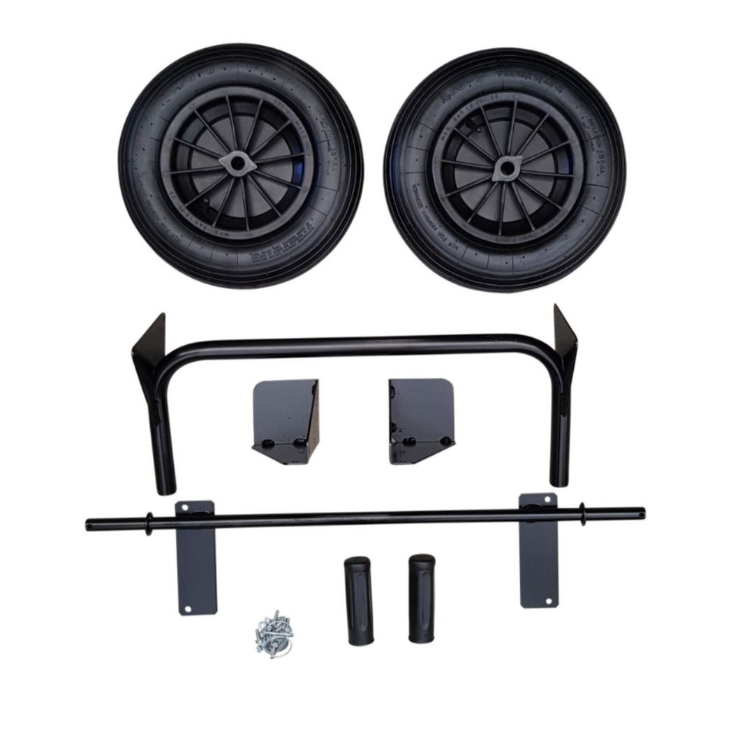 Genmac Daily Wheel Kit image 0