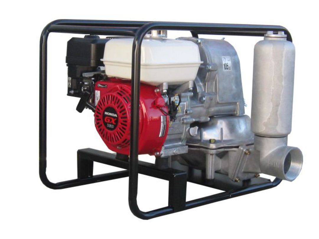 "3"" Honda Powered Sludge Pump image 0"