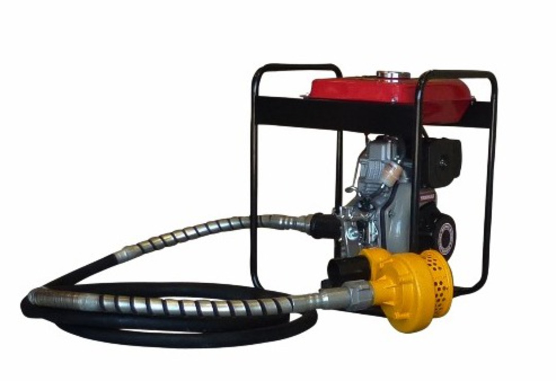 "Yanmar 3"" Powered Flexi-Drive Pump image 0"
