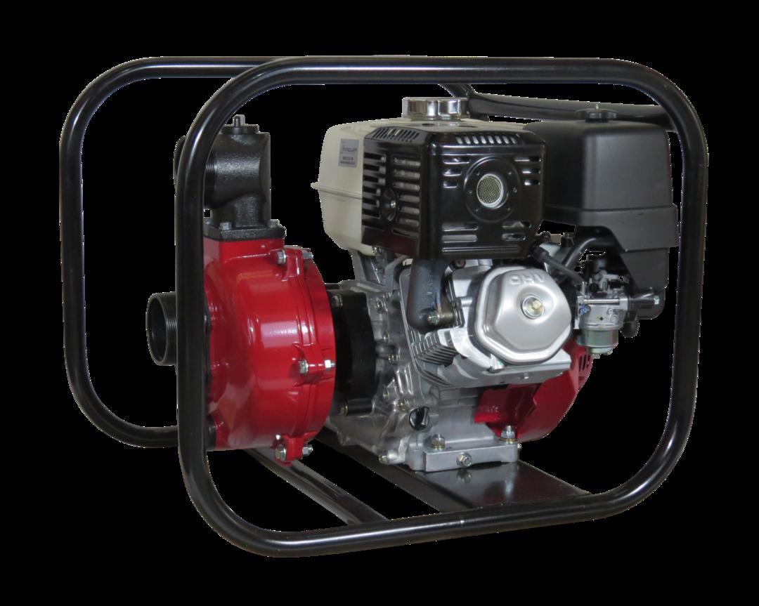 """3"""" Honda GX390 Fireboss® 801 High Pressure Water Pump image 1"""