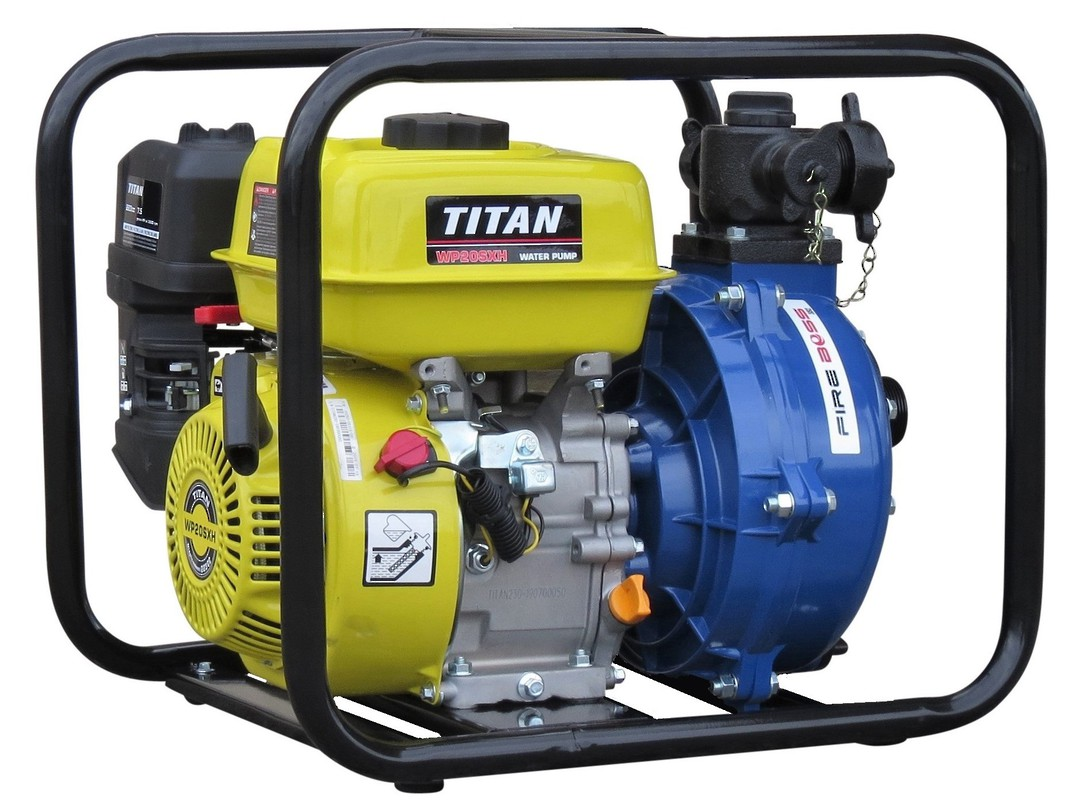 "1½"" Titan Fireboss® Twin Impeller Water Pump image 0"