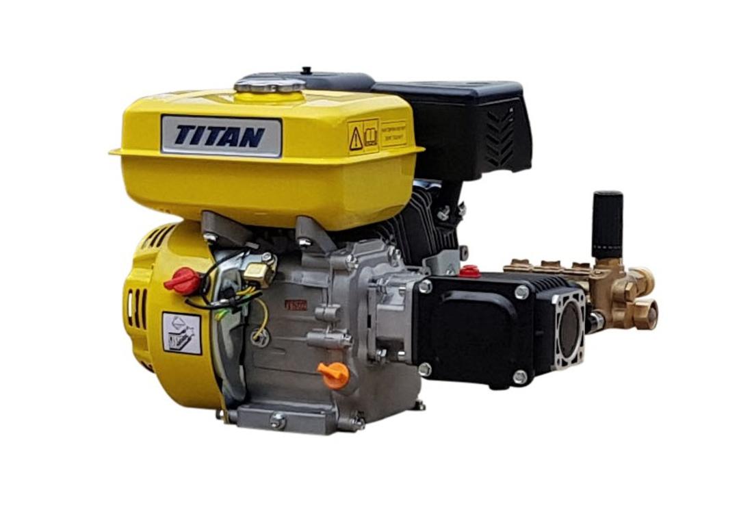 PRO-BLAST PB3000T Titan Powered Waterblaster image 0
