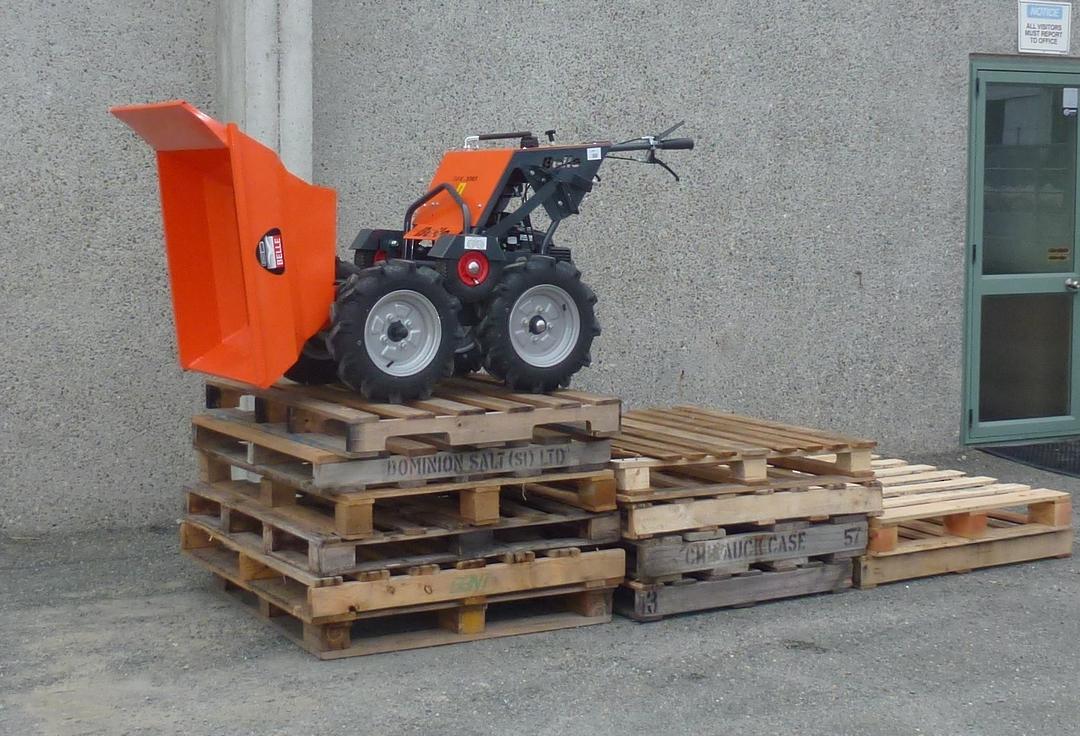 Altrad Belle BMD300 Mini Dumper image 8