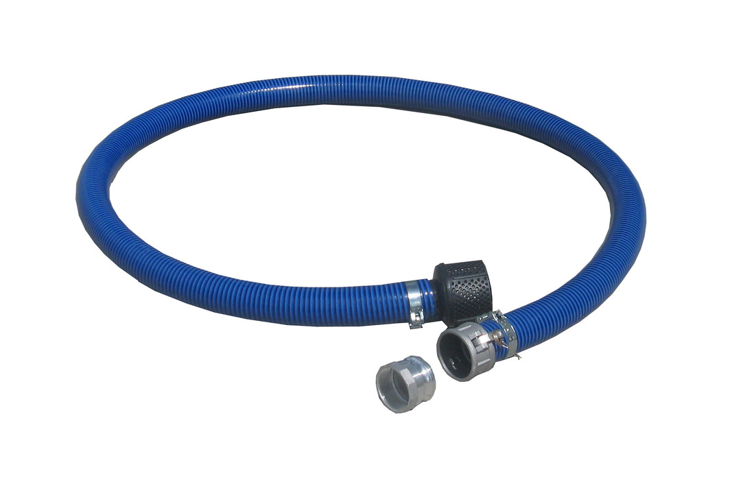"4"" Honda Powered Trash Pump HD El. St + Hose Kit image 1"