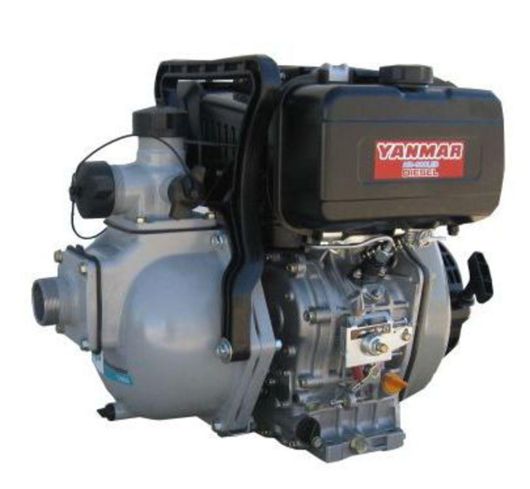 """2"""" Yanmar Onga Blazemaster Pump image 0"""