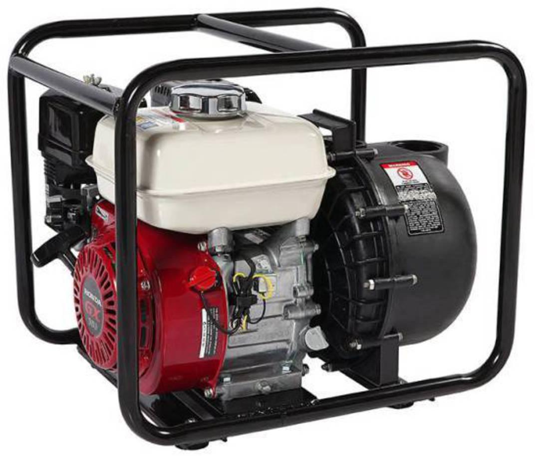 "2"" Honda Powered Poly Pump EPDM image 0"
