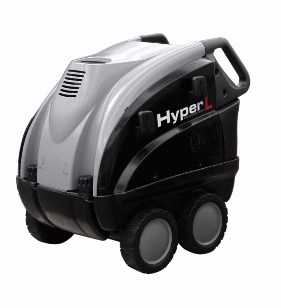 Lavor Hyper 1211 - Inox High Pressure Steam Cleaner image 0