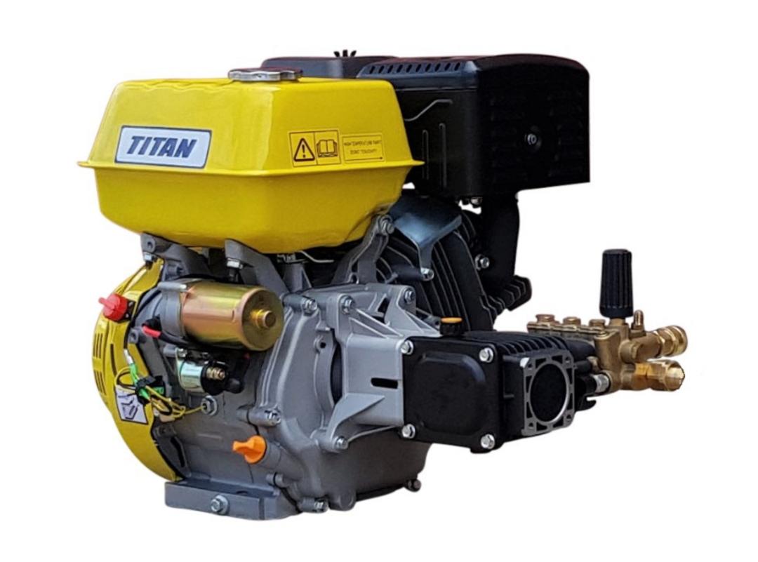 PRO-BLAST PB4000TE Titan Powered Waterblaster image 0