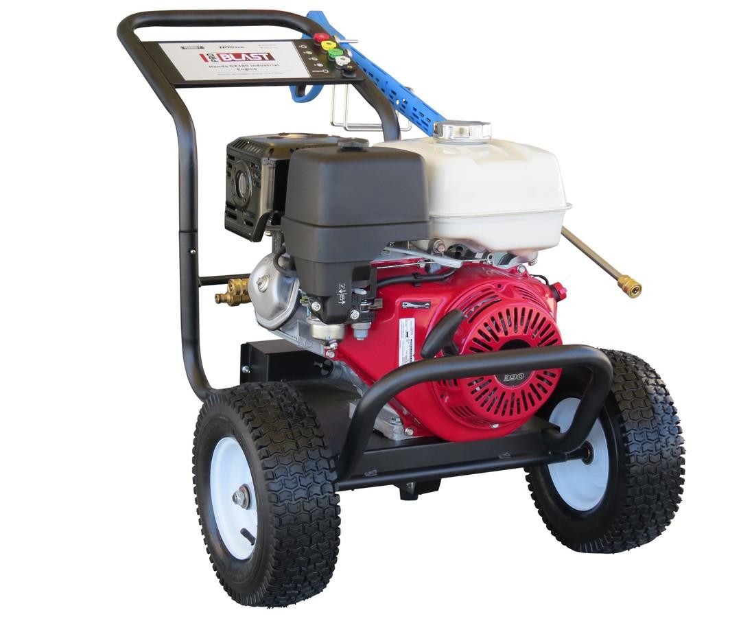 Pro-Blast PB4000HE-F Honda Powered Water Blaster Electric start image 0
