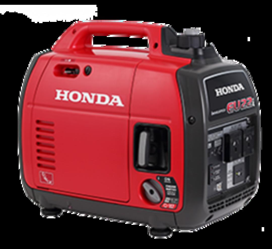 Honda EU22i Inverter Generator + Emergency Backup Kit image 1