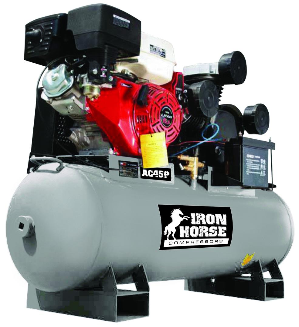 Iron Horse AC46P Air Compressor image 0