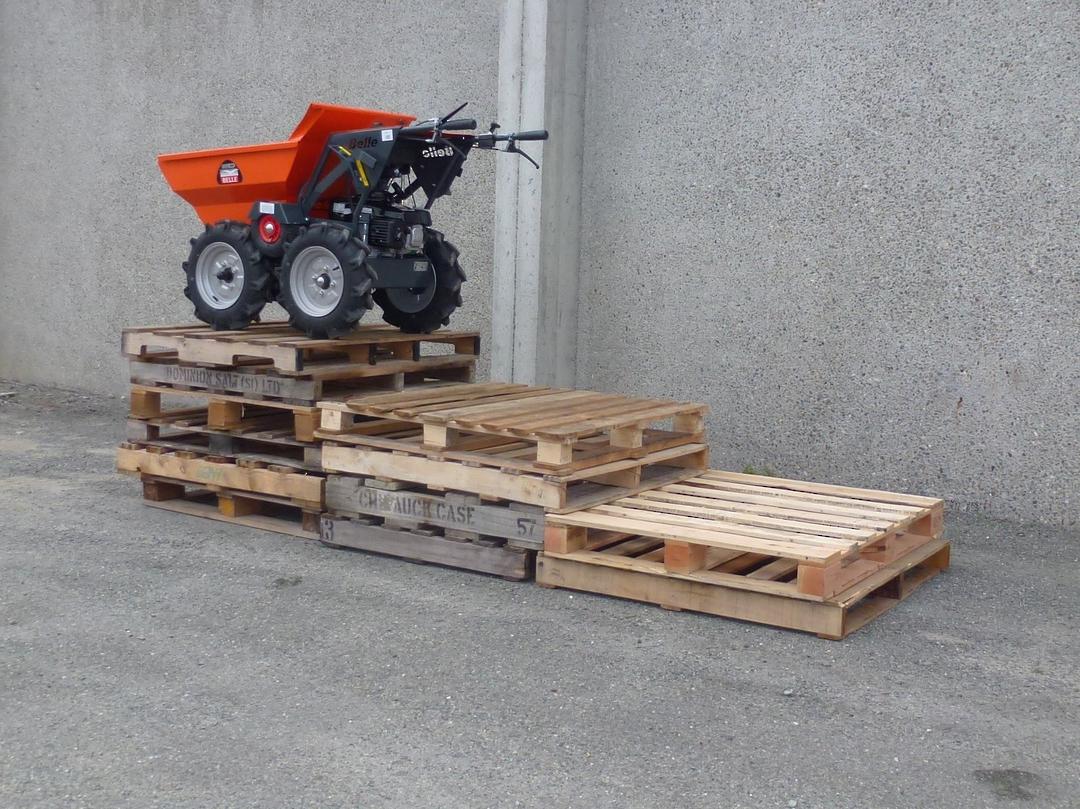 Altrad Belle BMD300 Mini Dumper image 7