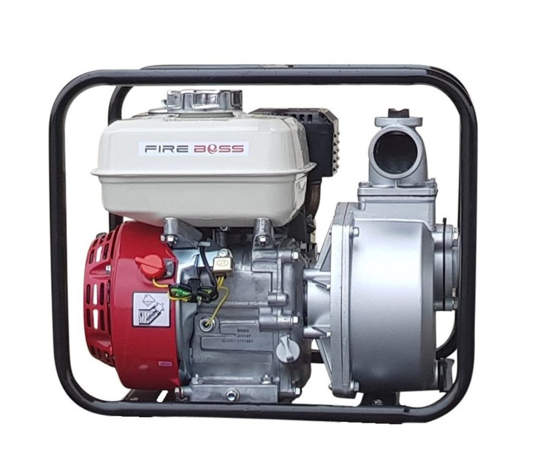 "2"" Fireboss® Honda Powered Semi Trash Water Pump image 0"