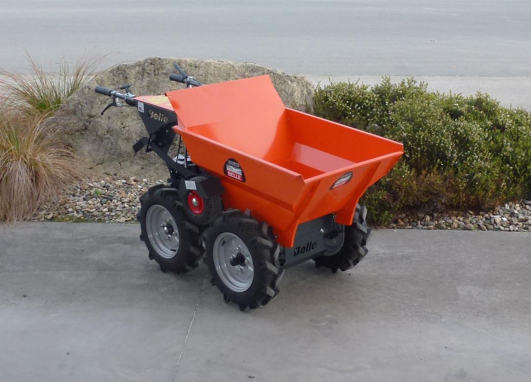 Altrad Belle BMD300 Mini Dumper image 3