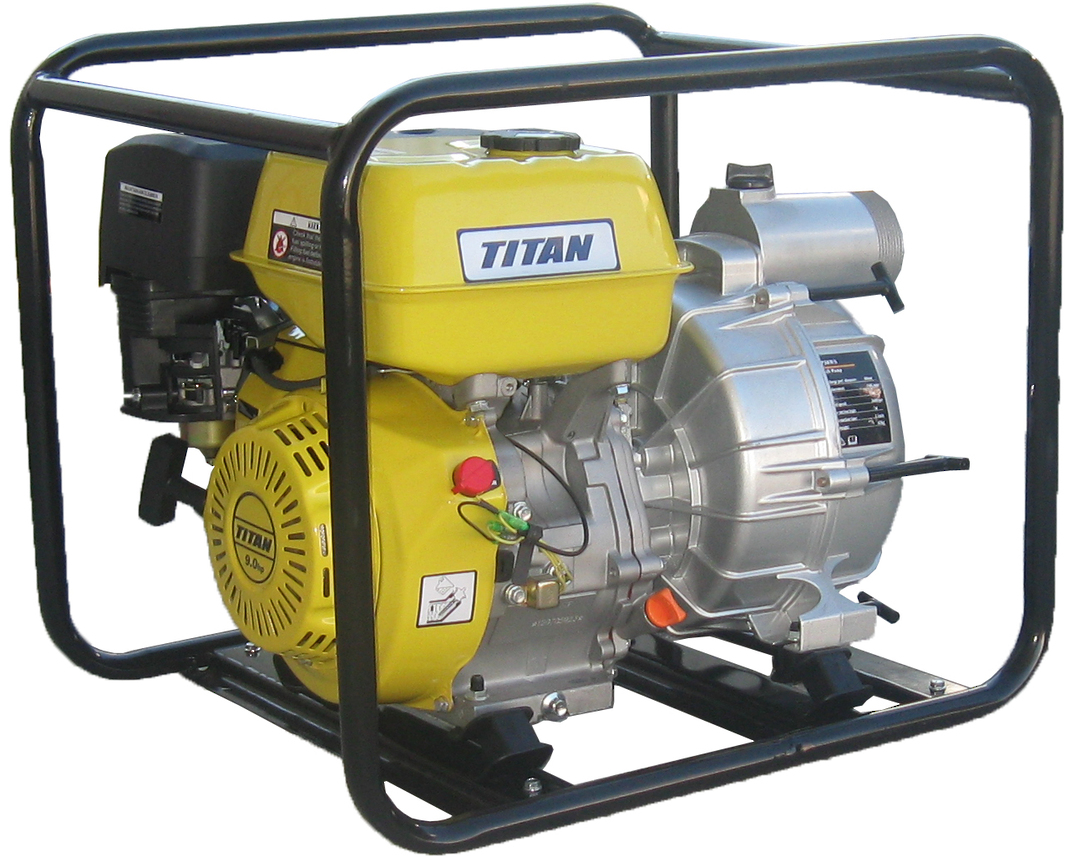 "3"" Titan Trash Pump image 0"