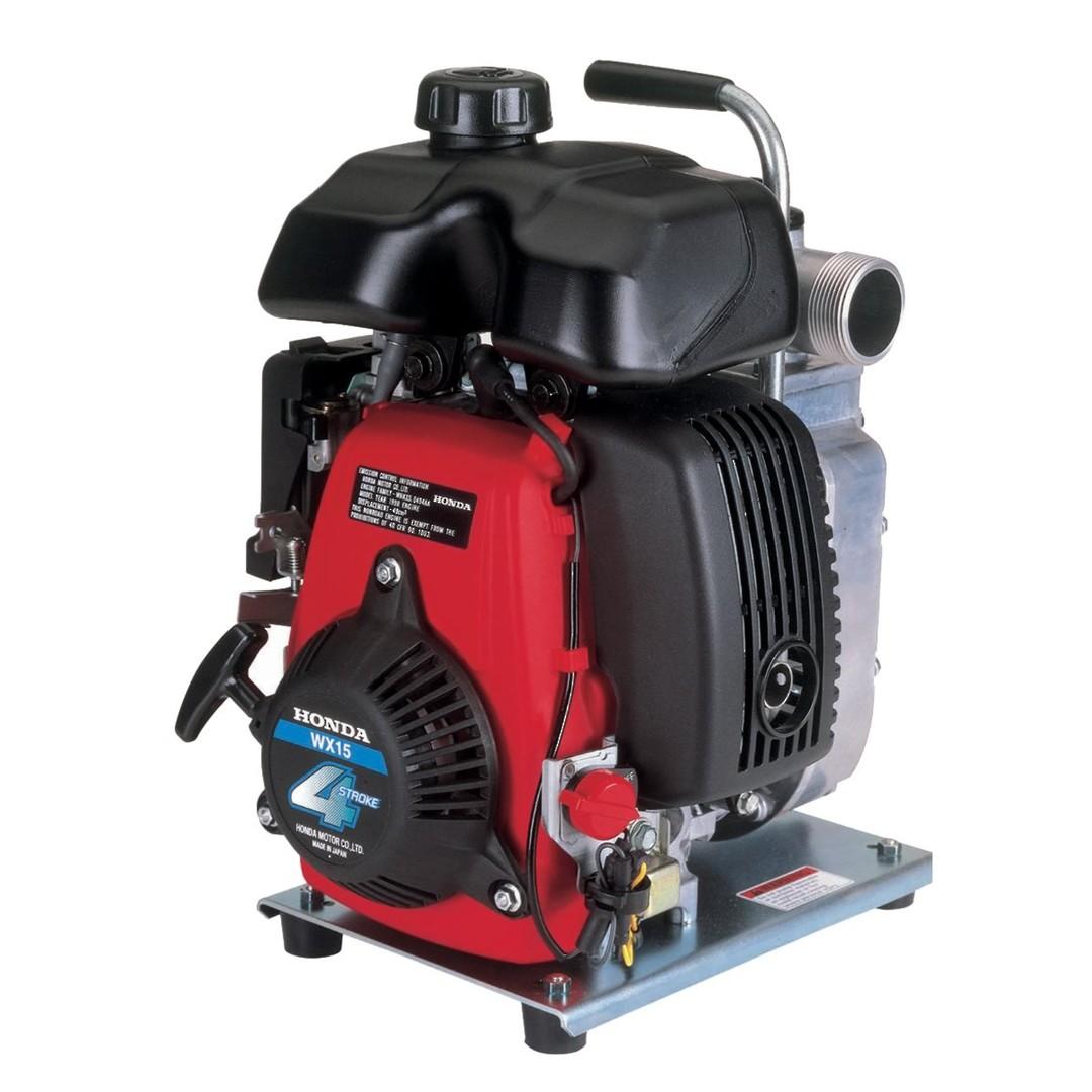 """1½"""" Honda Powered Diesel Transfer Pump image 0"""