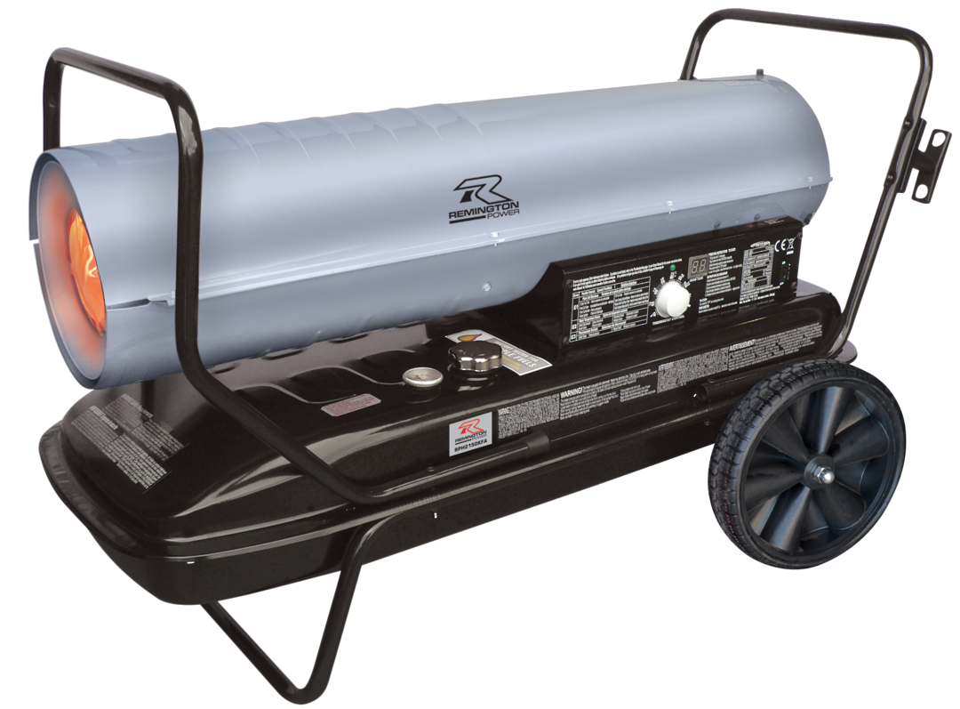 Remington RPH2150KFA Diesel Heater 63kW image 0