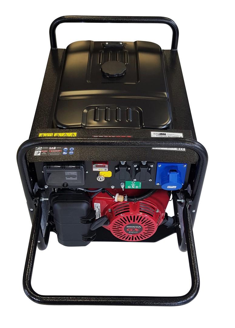 Genmac CombiPro RG7300HAC Pure Sinewave Generator image 2