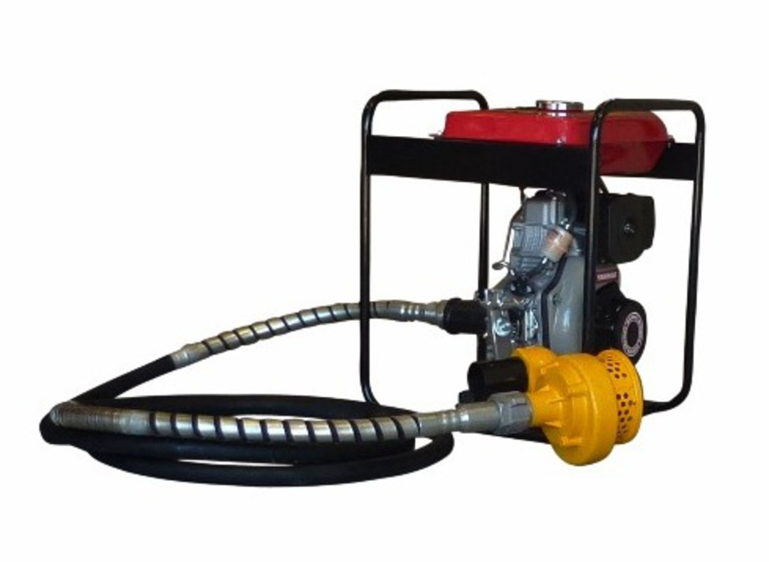 "Yanmar 2"" Powered Flexi-Drive Pump image 0"