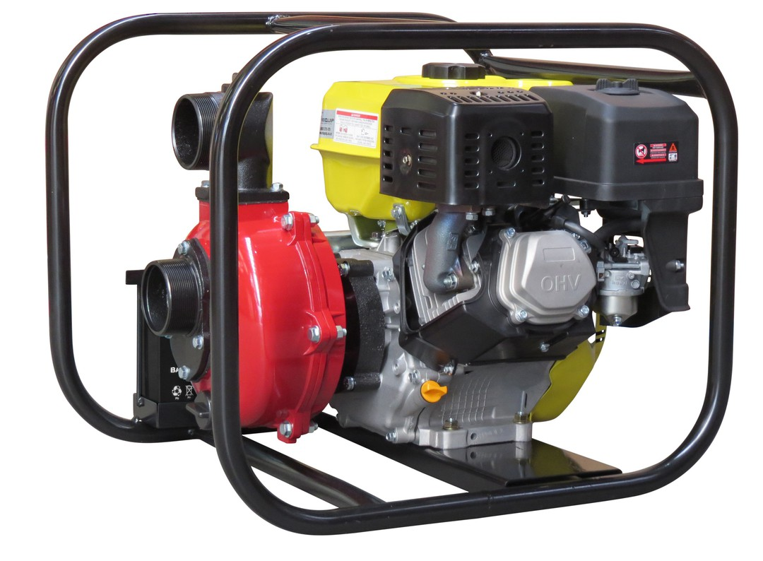 "3"" Titan Fireboss® 851 High Pressure Water Pump 16HP Electric start image 1"
