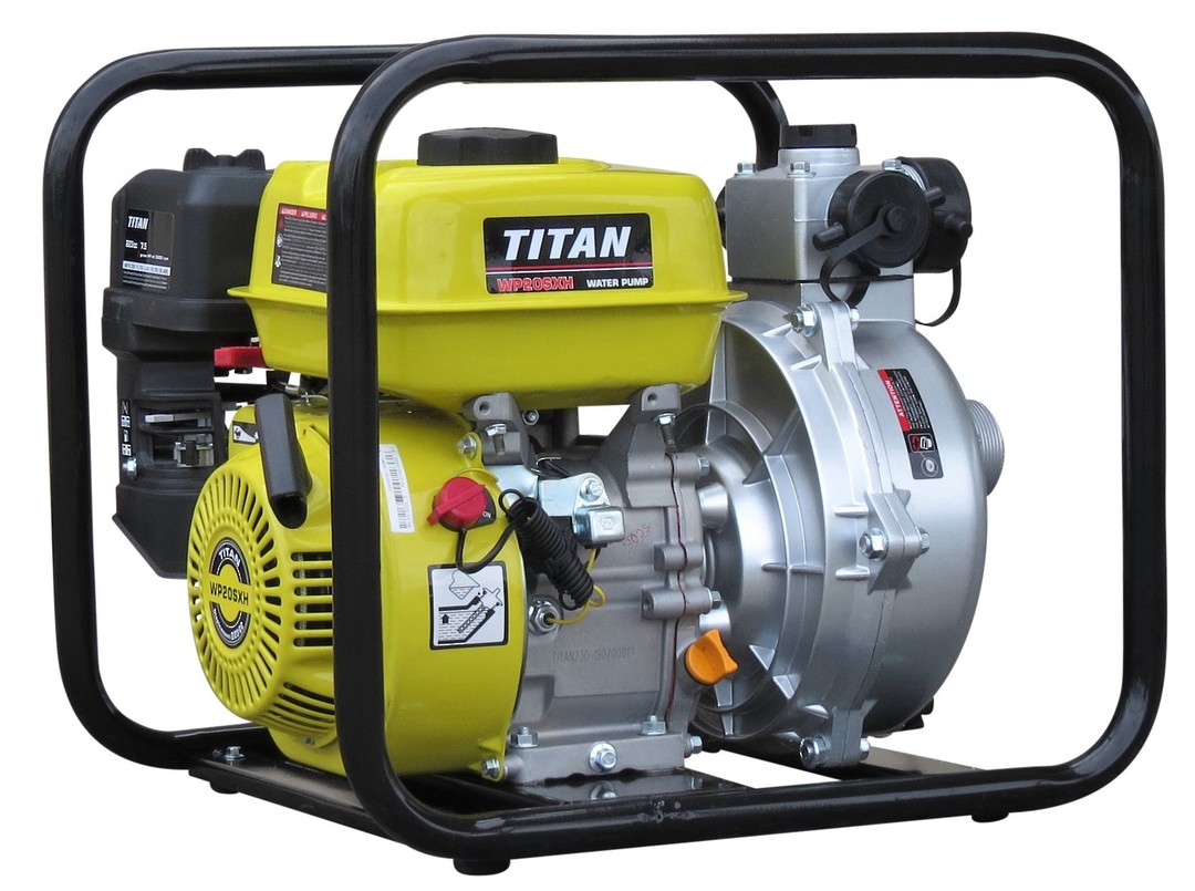 "Titan 2"" High Pressure Water Pump image 0"