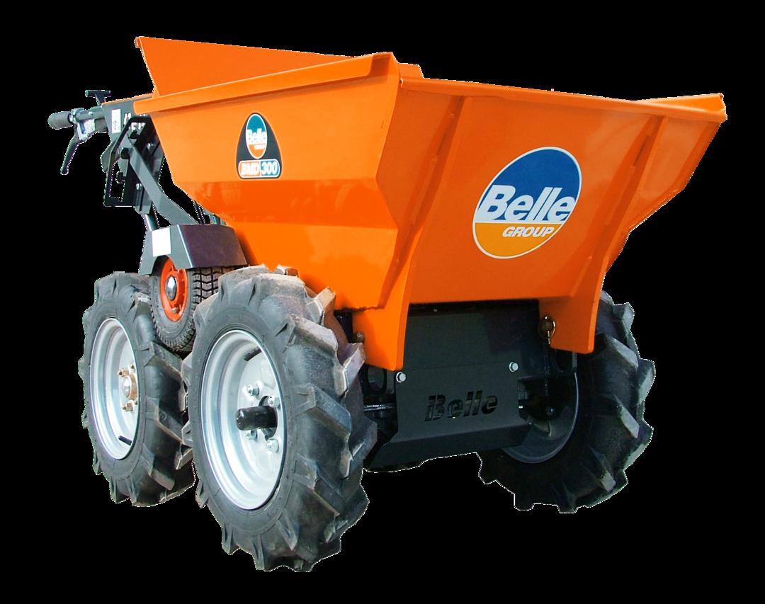 Altrad Belle BMD300 Mini Dumper image 0