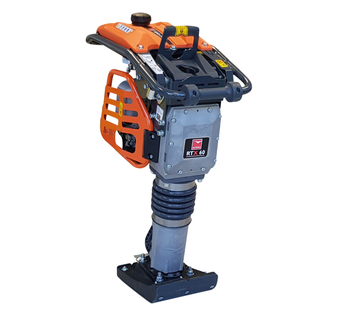 Altrad Belle 60kg Trench Compactor image 0