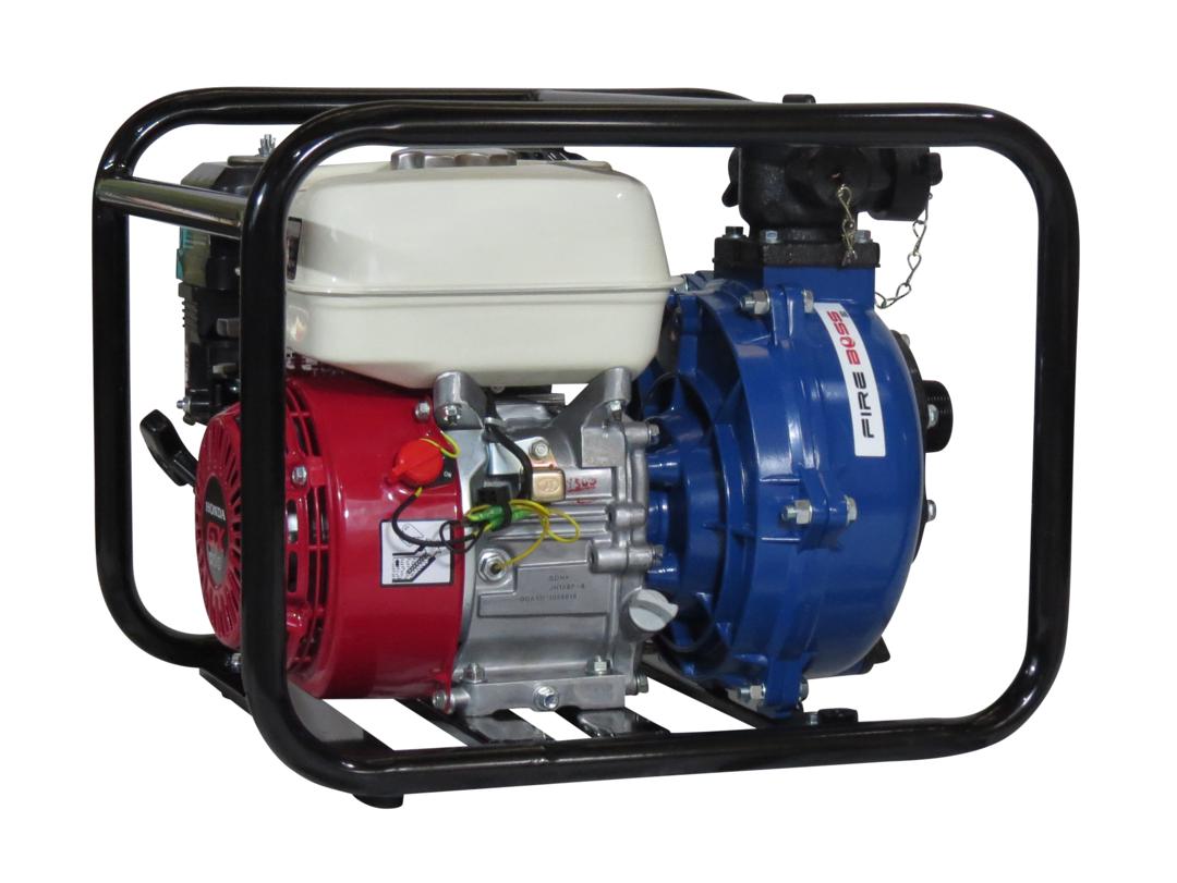 """1½"""" Honda GX200 Fireboss® 382 Twin Impeller Water Pump image 0"""