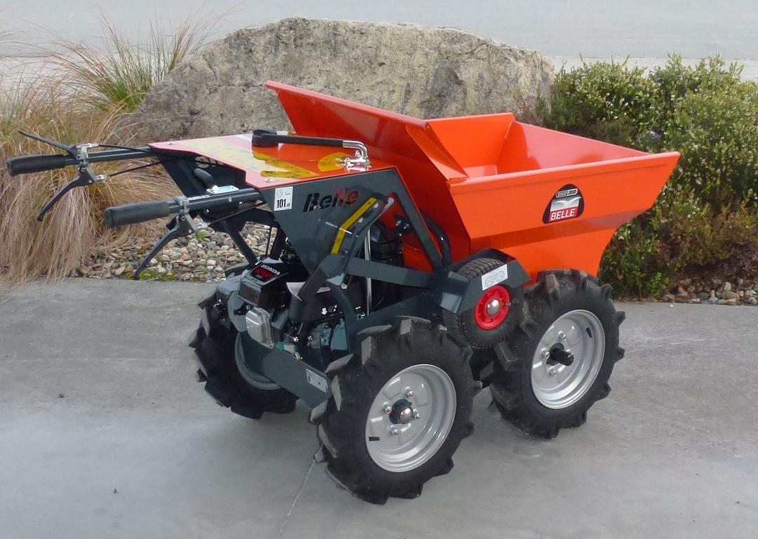 Altrad Belle BMD300 Mini Dumper image 6