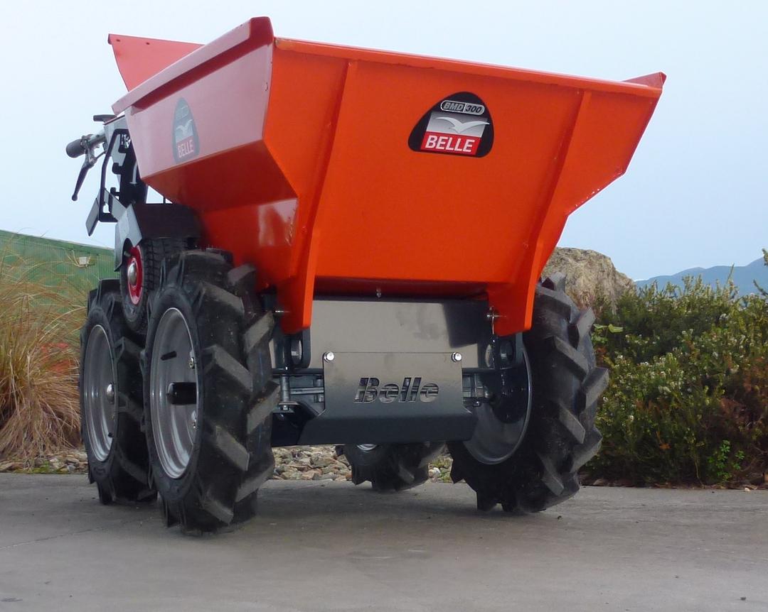 Altrad Belle BMD300 Mini Dumper image 4