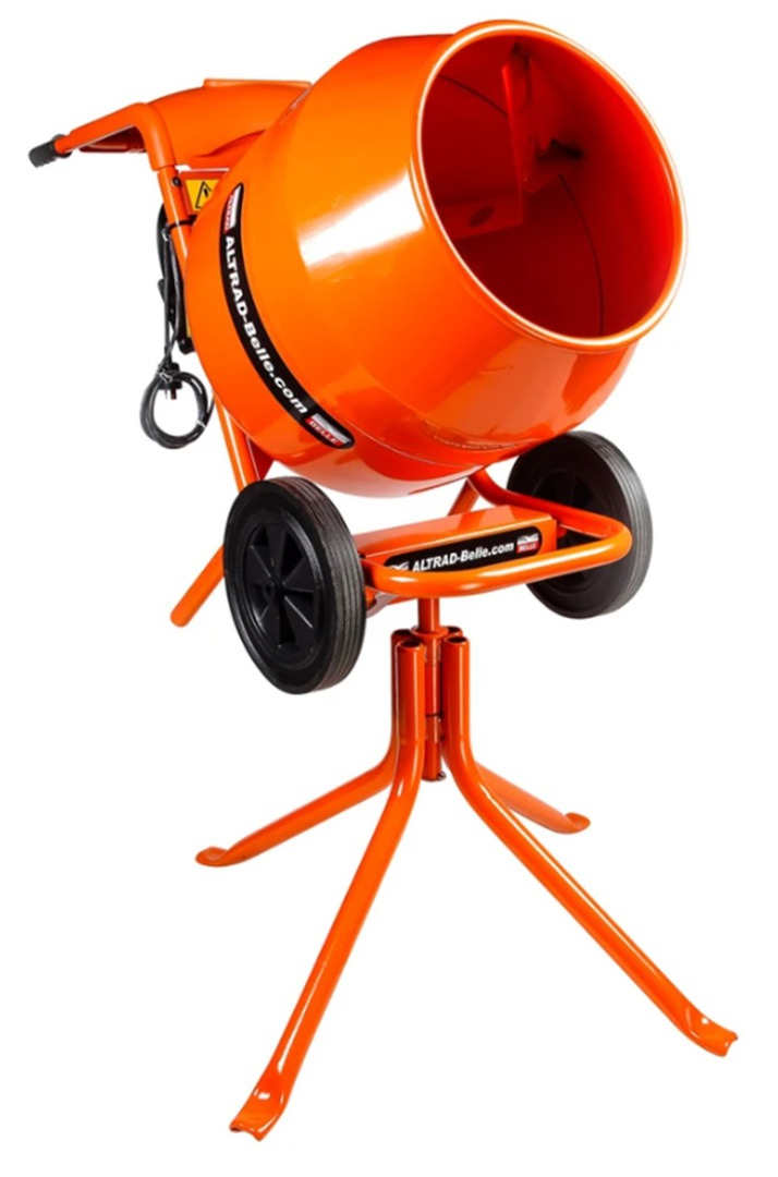 Belle Minimix Concrete Mixer Electric image 0