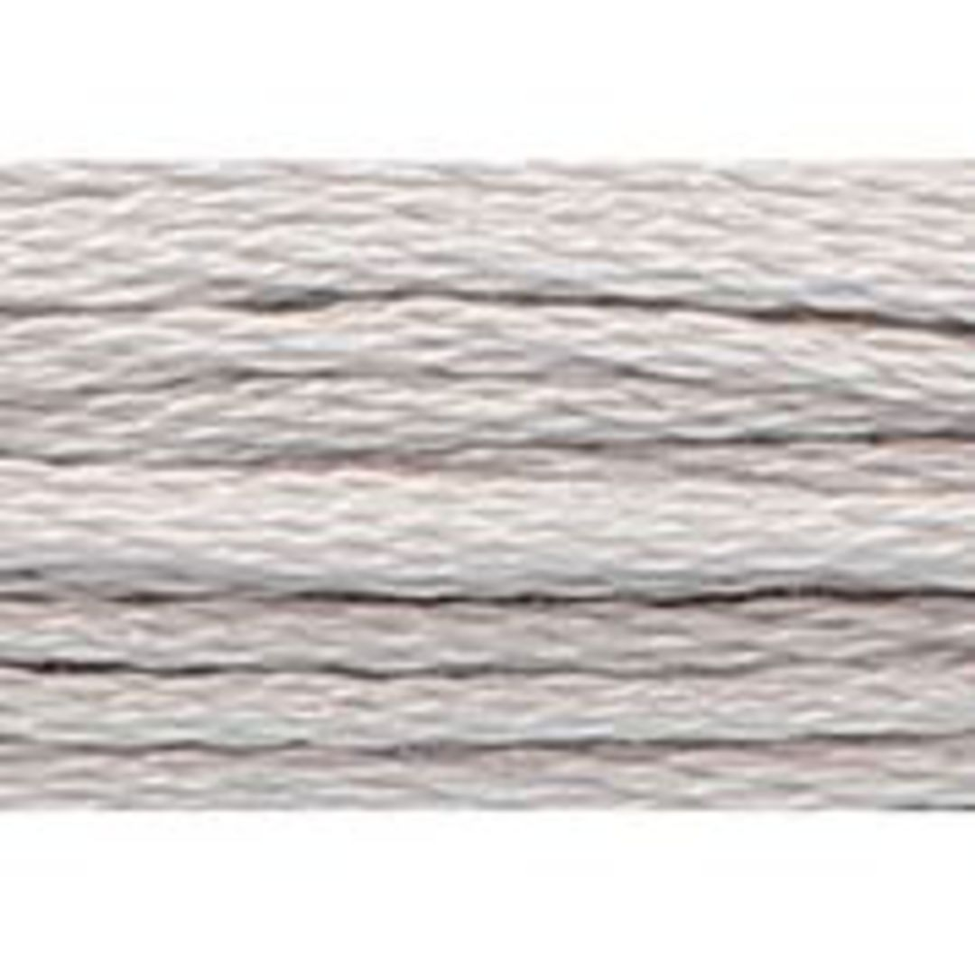 Stranded Cotton Cross Stitch Threads - Greys Shades image 11