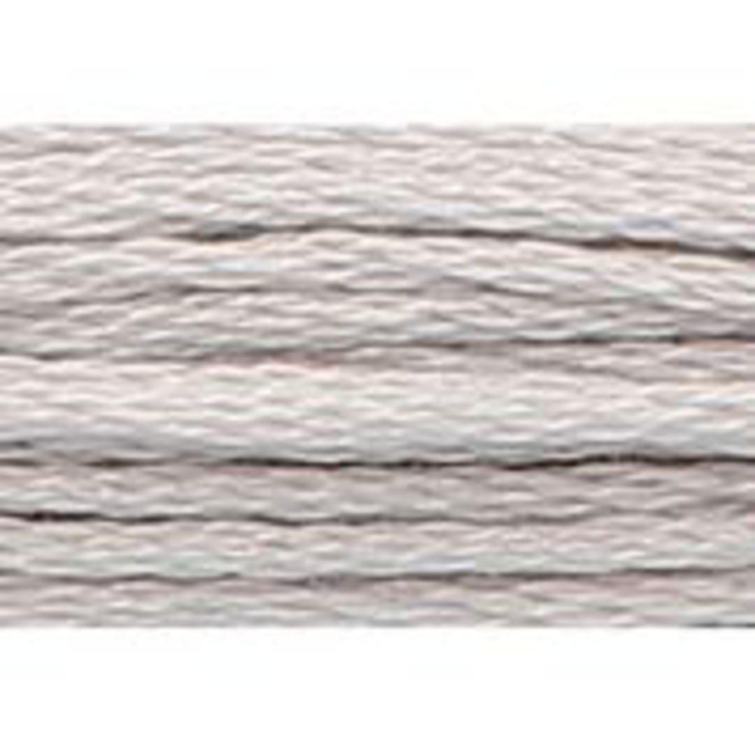 Stranded Cotton Cross Stitch Threads - Greys Shades image 11