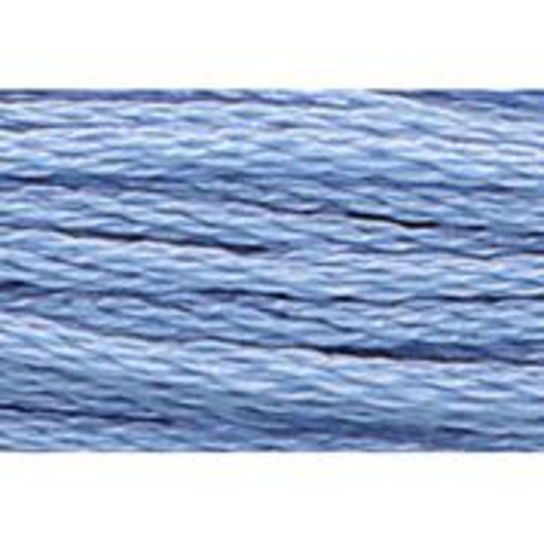 Stranded Cotton Cross Stitch Threads - Blue Shades image 41