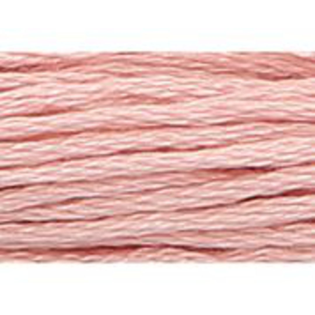 Stranded Cotton Cross Stitch Threads - Pinks Shades image 23