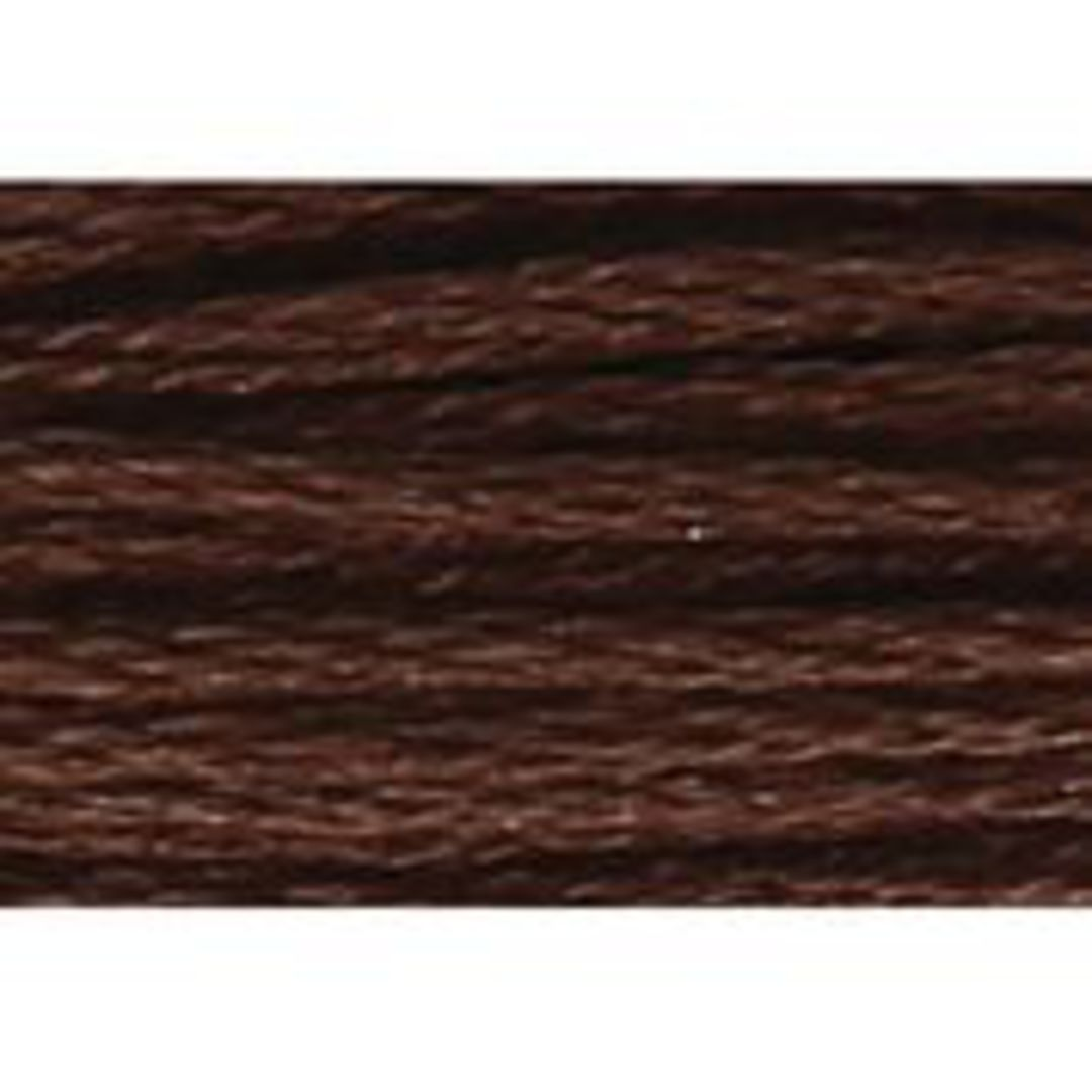 Stranded Cotton Cross Stitch Threads - Brown  Shades image 1