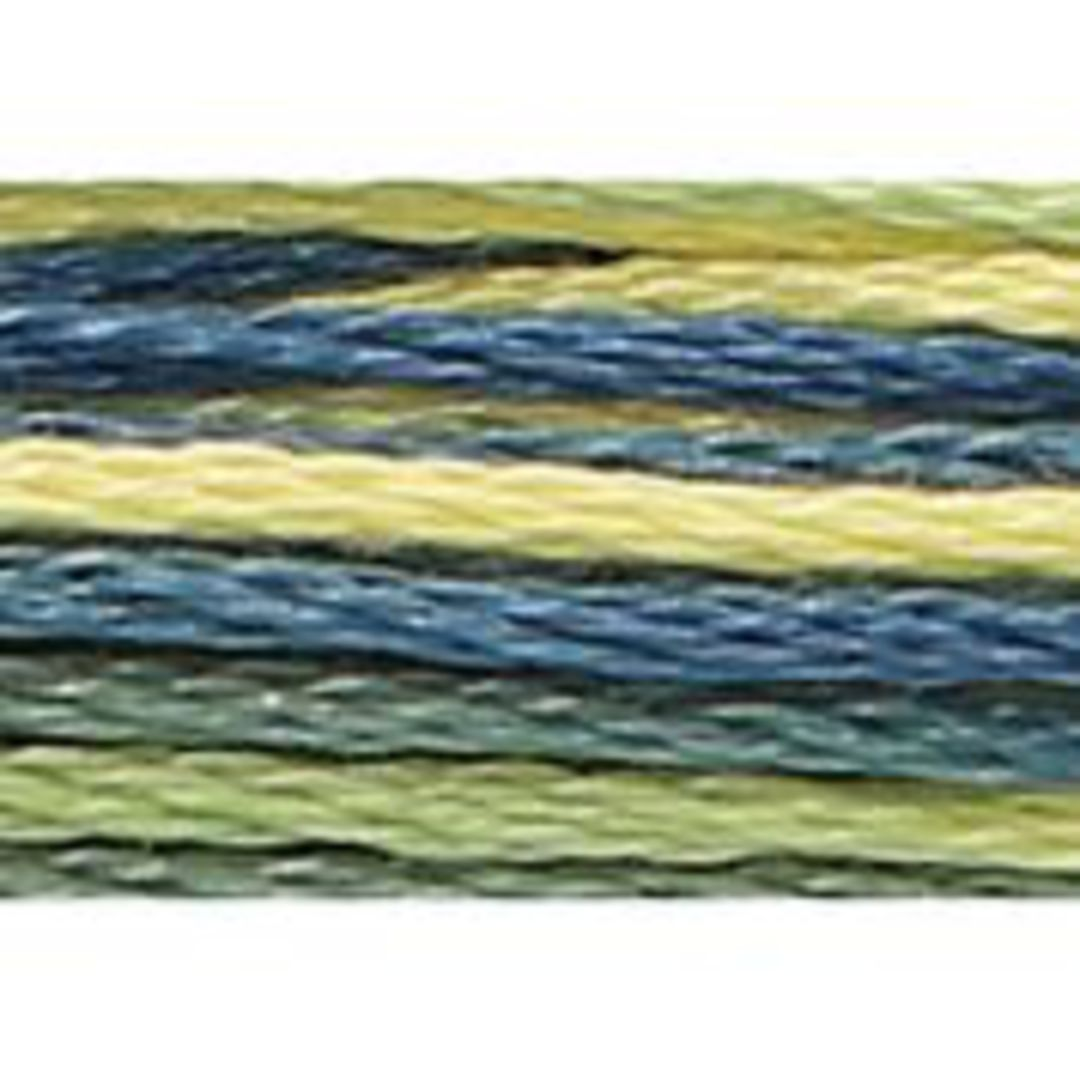 Stranded Cotton Cross Stitch Threads - Multi Colour Shades image 5