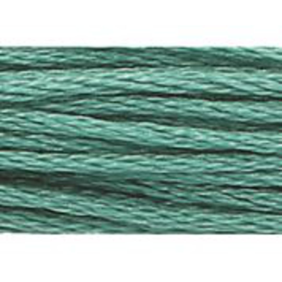 Stranded Cotton Cross Stitch Threads - Green Shades image 6