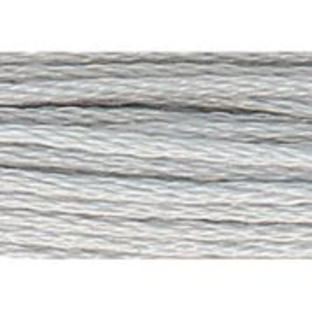 Stranded Cotton Cross Stitch Threads - Blue Shades image 5