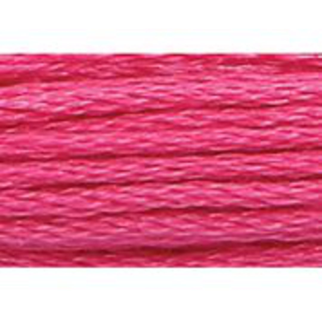 Stranded Cotton Cross Stitch Threads - Pinks Shades image 43