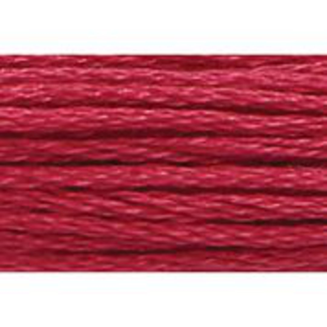 Stranded Cotton Cross Stitch Thread - Red Shades image 25