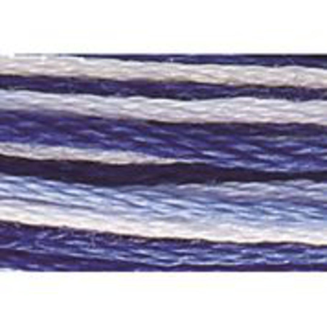 Stranded Cotton Cross Stitch Threads - Blue Shades image 4