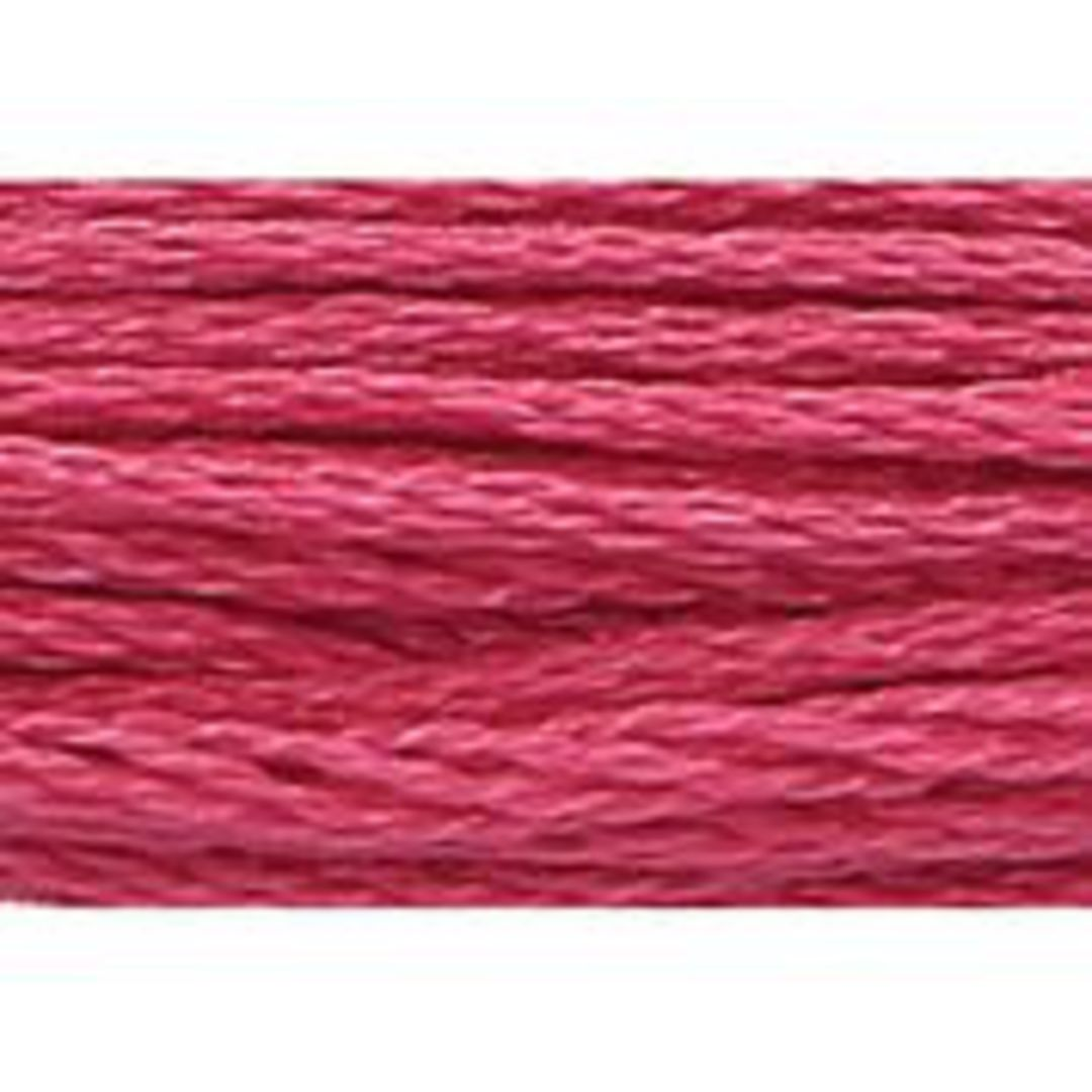 Stranded Cotton Cross Stitch Threads - Pinks Shades image 41