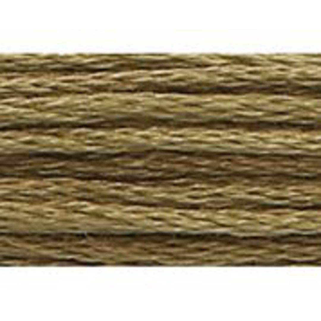 Stranded Cotton Cross Stitch Threads - Green Shades image 24