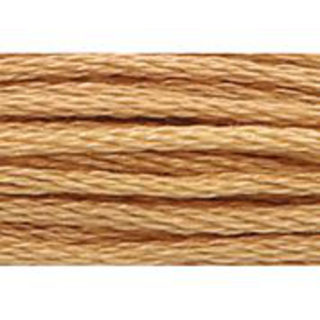 Stranded Cotton Cross Stitch Threads - Yellow Shades image 6