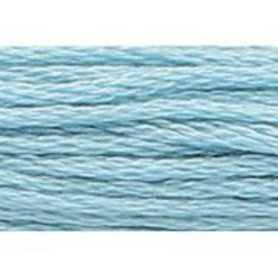 Stranded Cotton Cross Stitch Threads - Blue Shades image 45