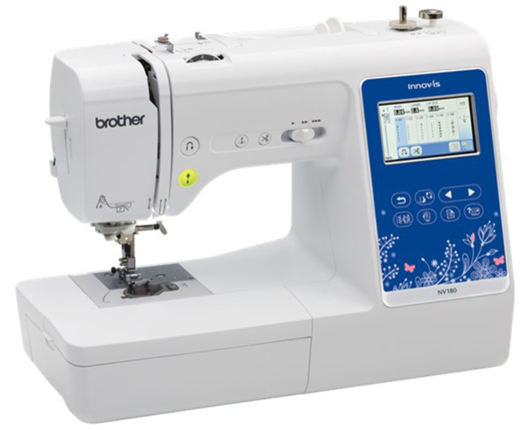 NV180 Sewing & Embroidery Machine image 0