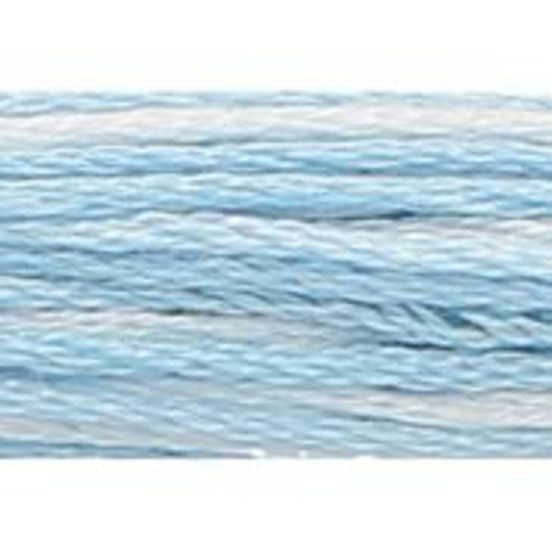 Stranded Cotton Cross Stitch Threads - Blue Shades image 2