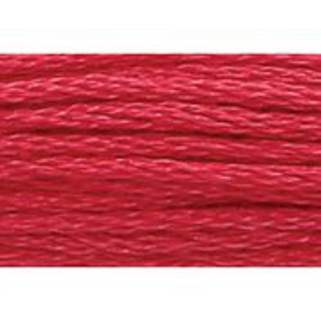 Stranded Cotton Cross Stitch Thread - Red Shades image 33