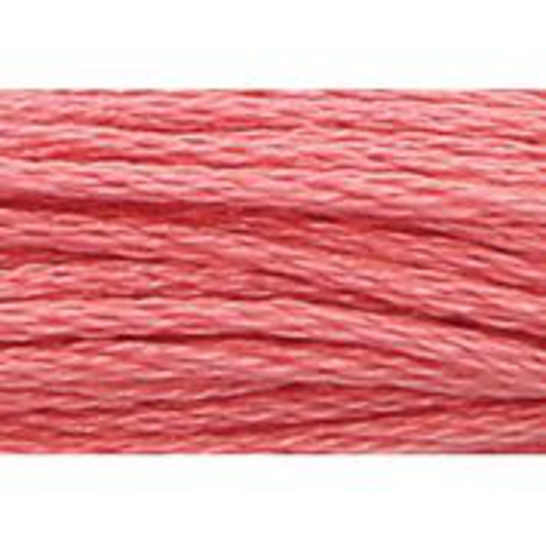Stranded Cotton Cross Stitch Threads - Pinks Shades image 10